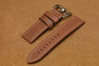 24mm Brown Strap