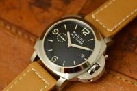 1:1 Marina Militare 44mm 1950 Black Dial Automatic Watch