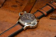 1:1 Marina Militare 44mm 1950 Brown Dial Automatic Watch