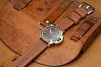 1:1 Sterile 44mm 1950 Brown Dial Automatic Watch
