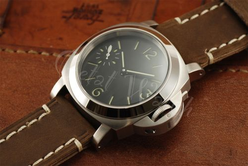 1:1 Sterile 44mm Black Dial with C3 Superlume Watch