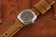1:1 45mm Radiomir Base Style Sterile Brown Dial with Superlume Watch