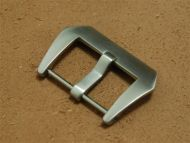 Brushed Steel Pre-V Style Buckle