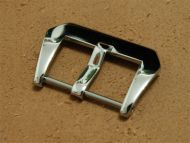 Polished Steel Pre-V Style Buckle