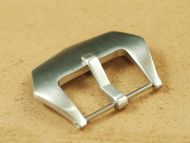Brushed Steel Premium Style Buckle