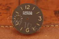 Orange Superlume Brown Marina Militare Dial