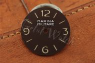 Superlume Brown Base Marina Militare Dial