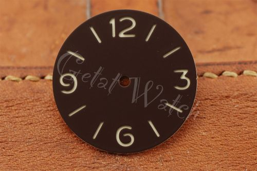 Superlume Brown Base Sterile Dial